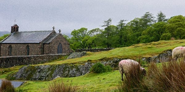Day-hikes in Lake District, Cumbria