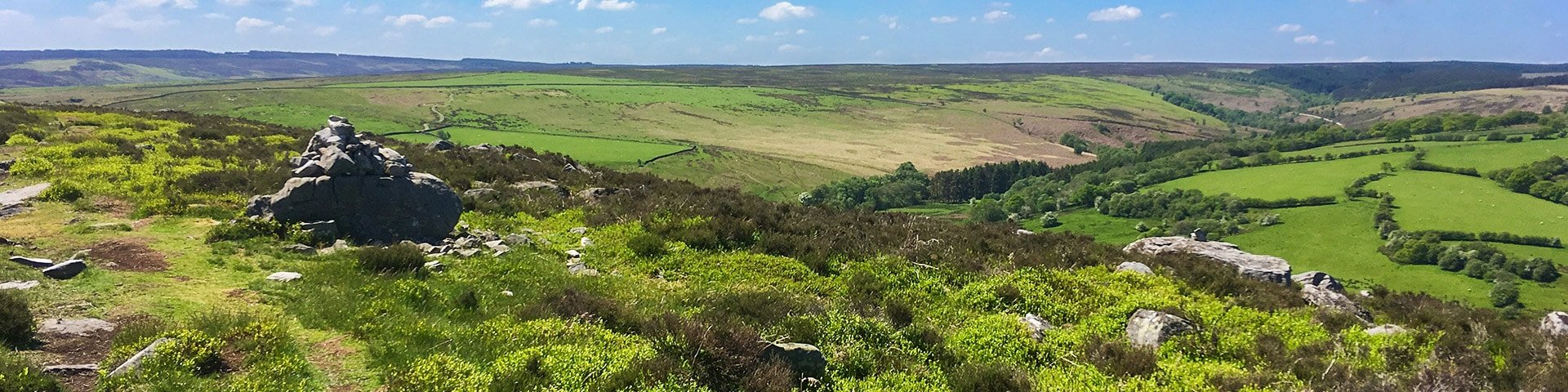 Best hikes in North York Moors, England