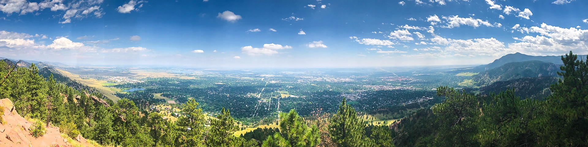 Hiking in Boulder