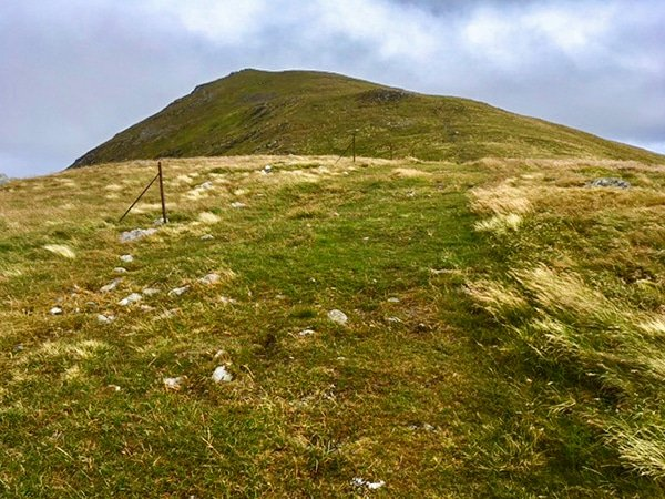 Ben Ledi hike in Loch Lomond and The Trossachs area in Scotland