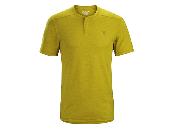 Arc'teryx Kadem Henley t-shirt for men