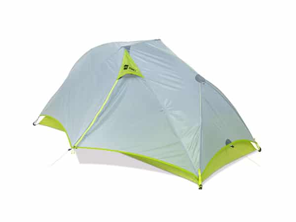 MEC Spark Tent is great for hiking trips