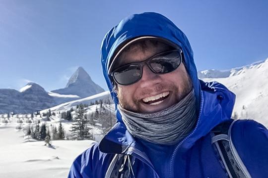 Richard Campbell, 10Adventures Founder & CEO