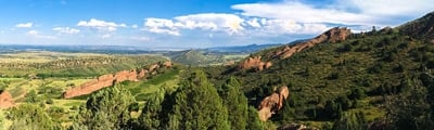Hiking trails in Denver, Colorado