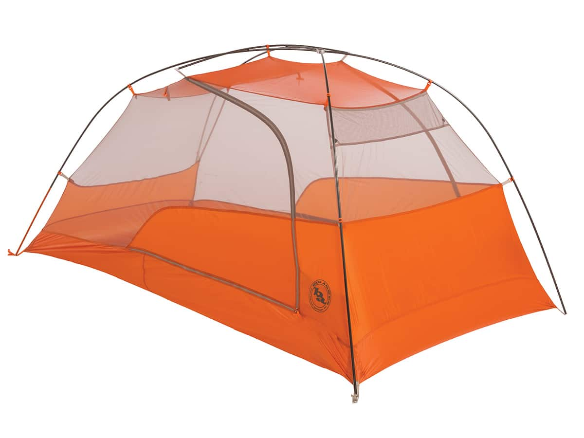 Big Agnes Copper Spur 2 Platinum Tent is a great lightweight tent for backpacking