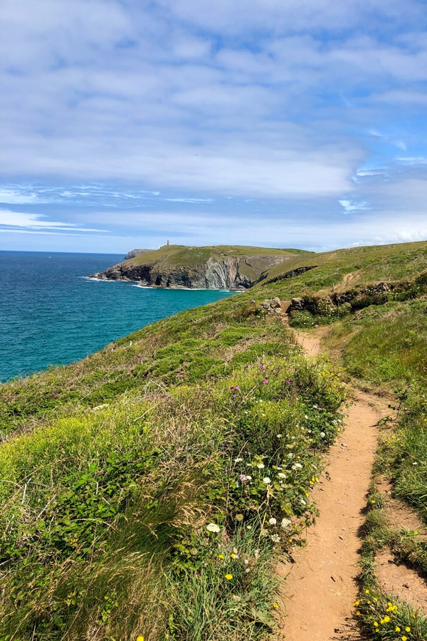 The South West Coast Path