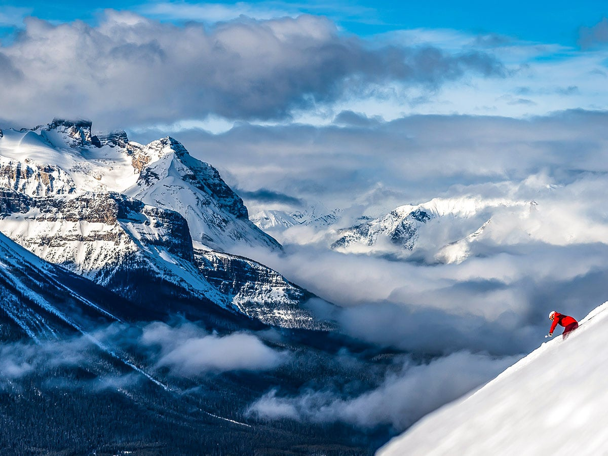 11-day Skiint tour in BC