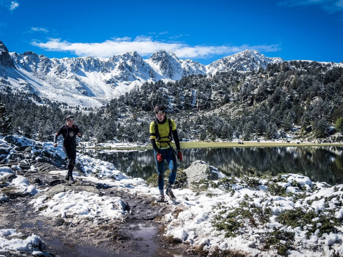 Couch to mountain top training for hikers is essential