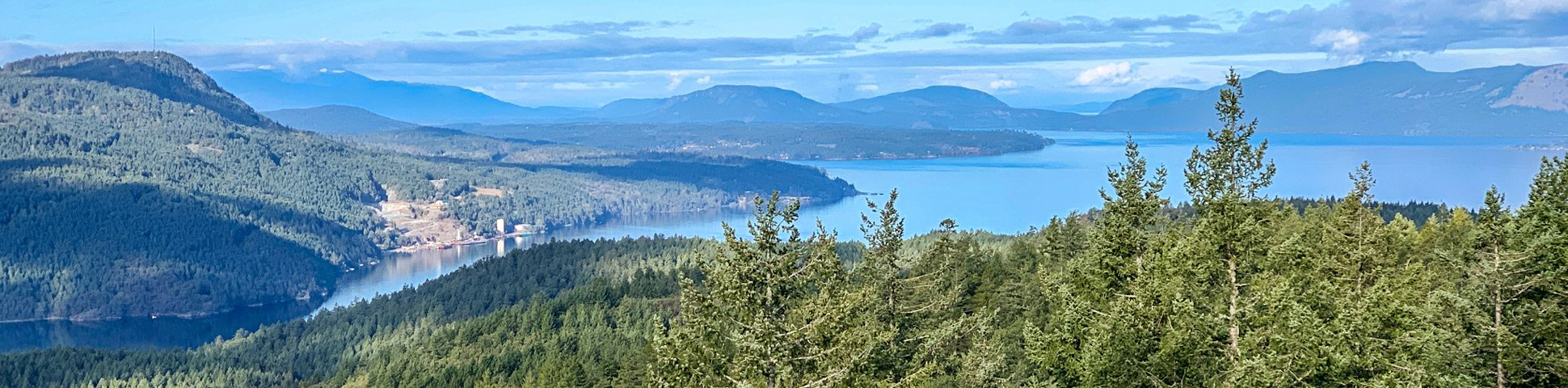 Hikes in Victoria