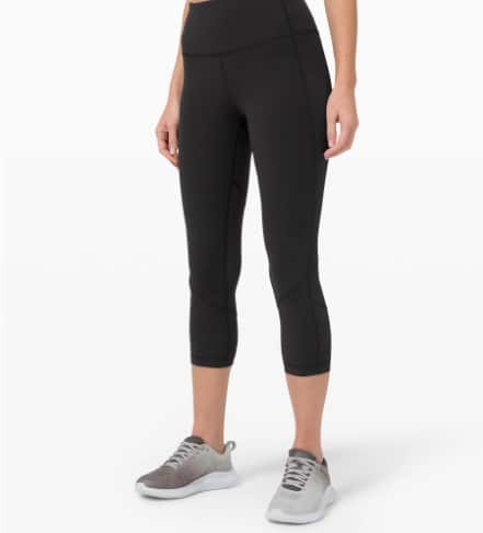 Lululemon All the Right Places Crop Leggings