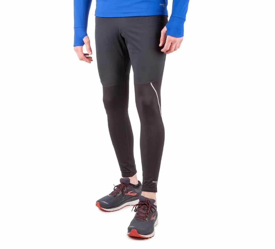 Running Room Men's Extreme Wind Front Run Tights
