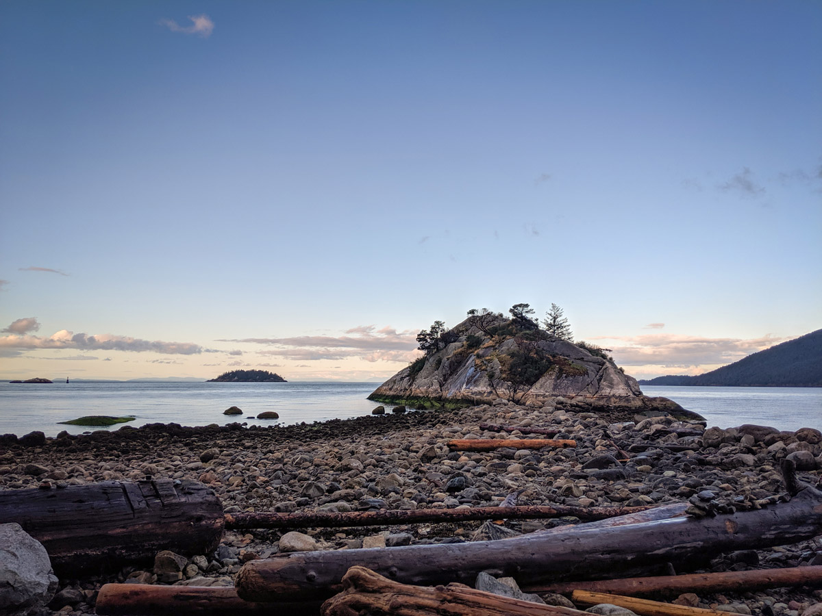 Whytecliff Park Hike