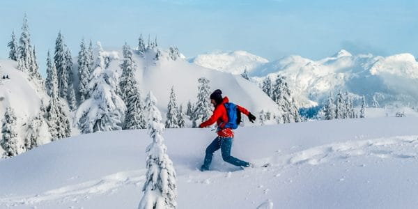 Things To Do Around Vancouver in Winter for Outdoor Lovers