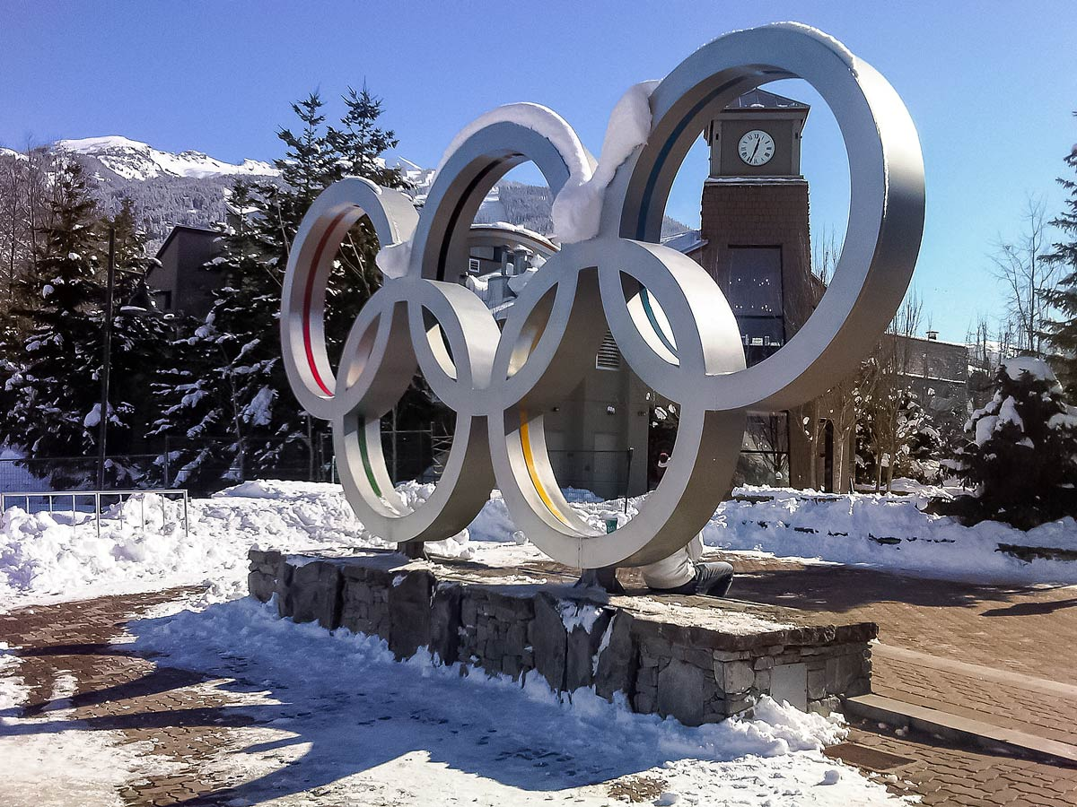 Whistler Olympic Park in Callaghan Valley