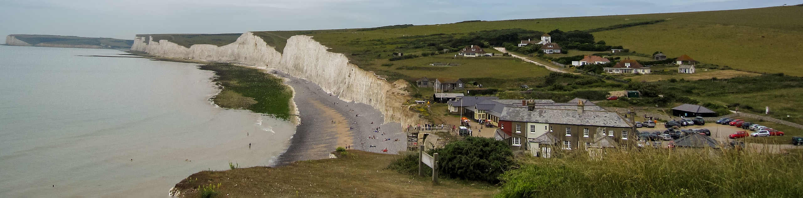 Seven Sisters Country Park Walk