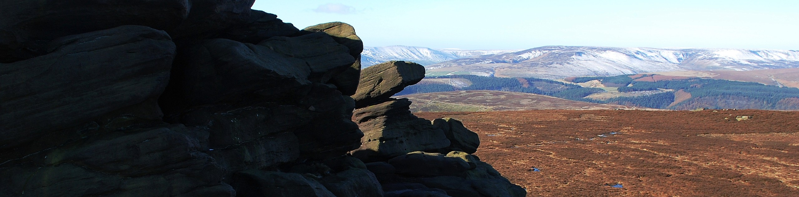 Derwent Edge Walk to Back Tor and Lost Lad