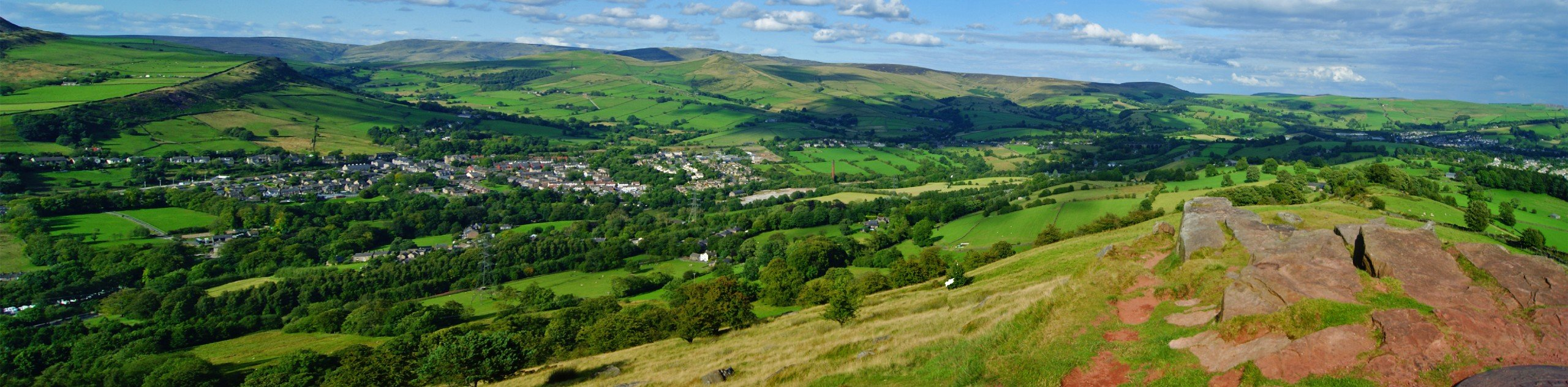 Hayfield to Chinley Circular