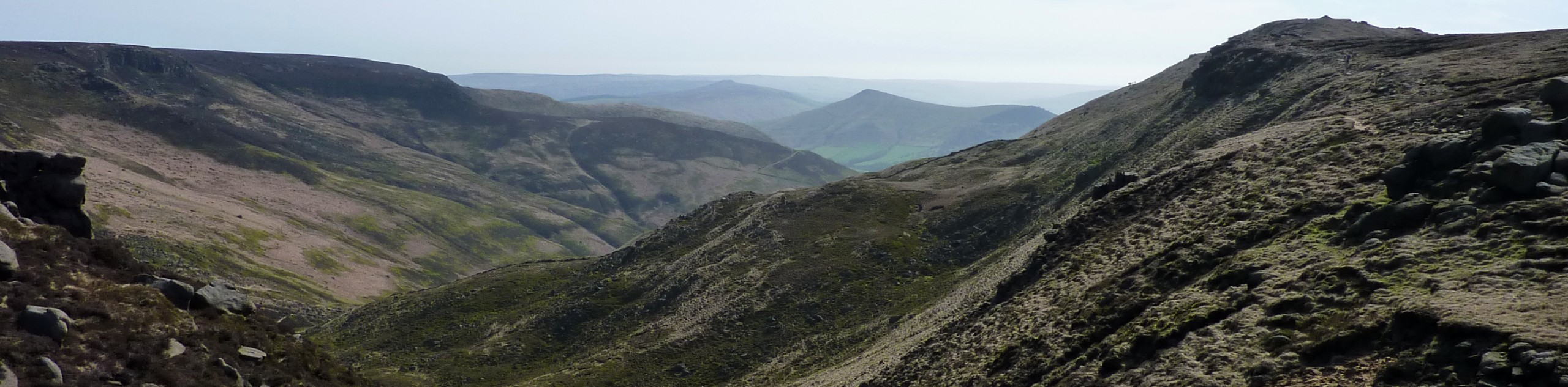 Jacobs Ladder and Edale Circular
