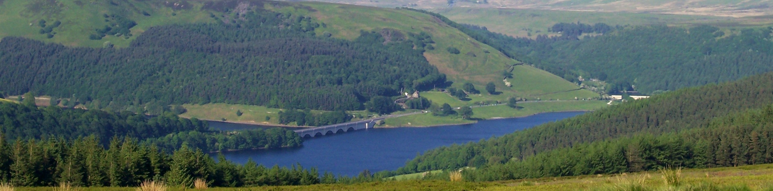 Ladybower All-Weather Route