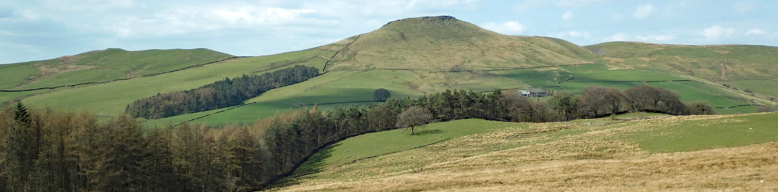 Tegg's Nose and Macclesfield Forest