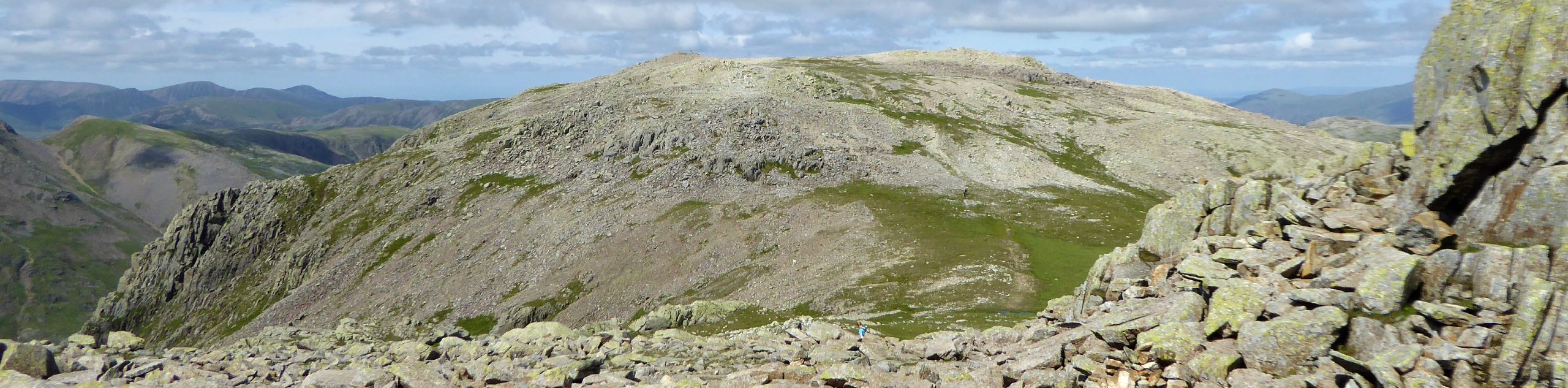 Broad Crag and Scafell Pike Walk