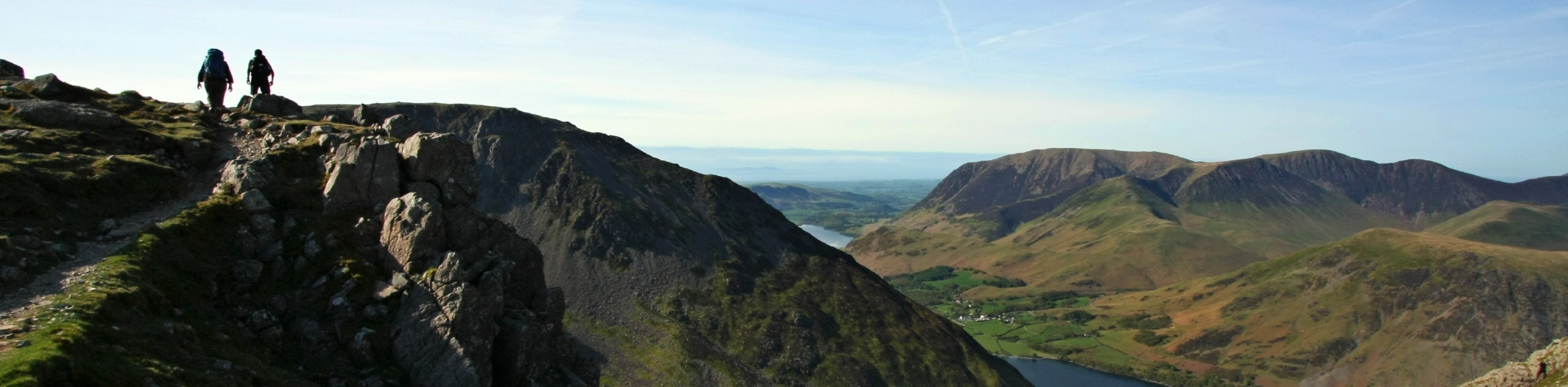 Red Pike from Ennerdale Water