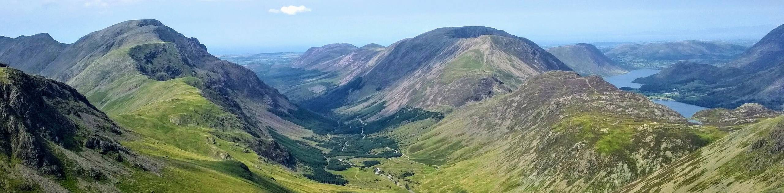 The Great Gable Round