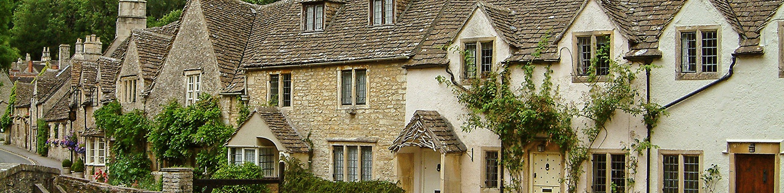 Castle Combe and Nettleton Mill Circular Walk