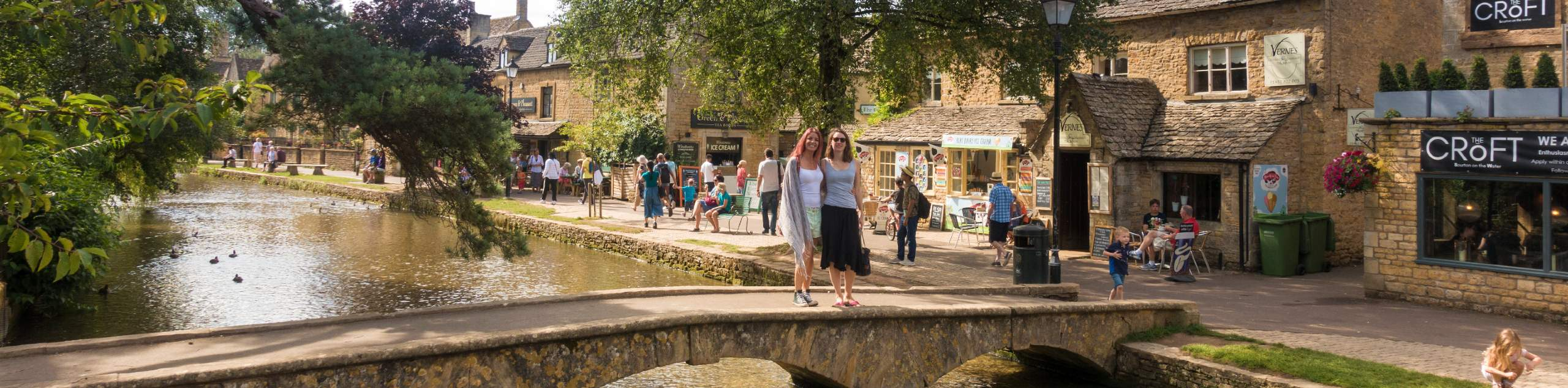 Winchcombe and Bourton on the Water Walk