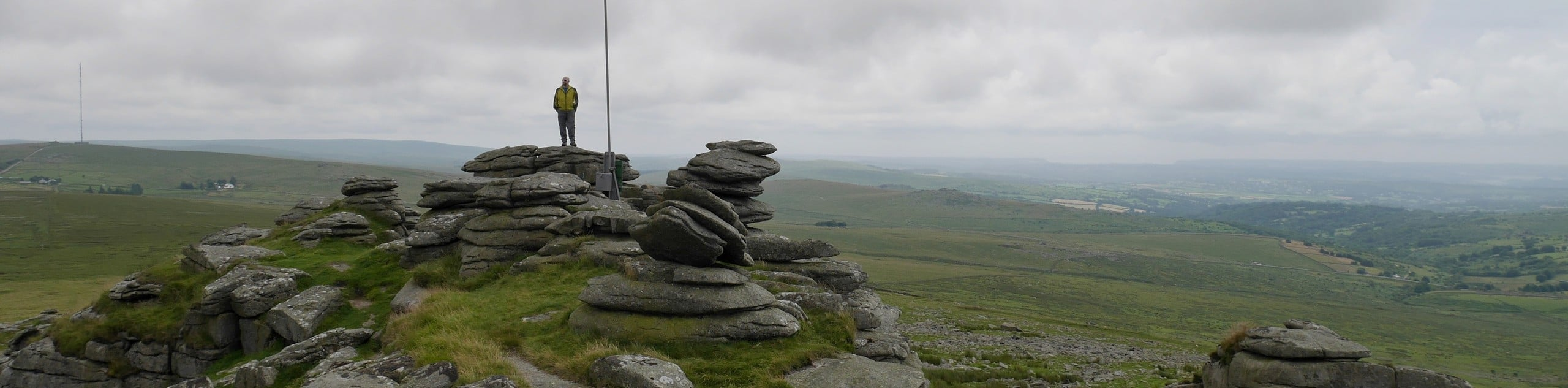Little Mis Tor and Great Mis Tor Walk