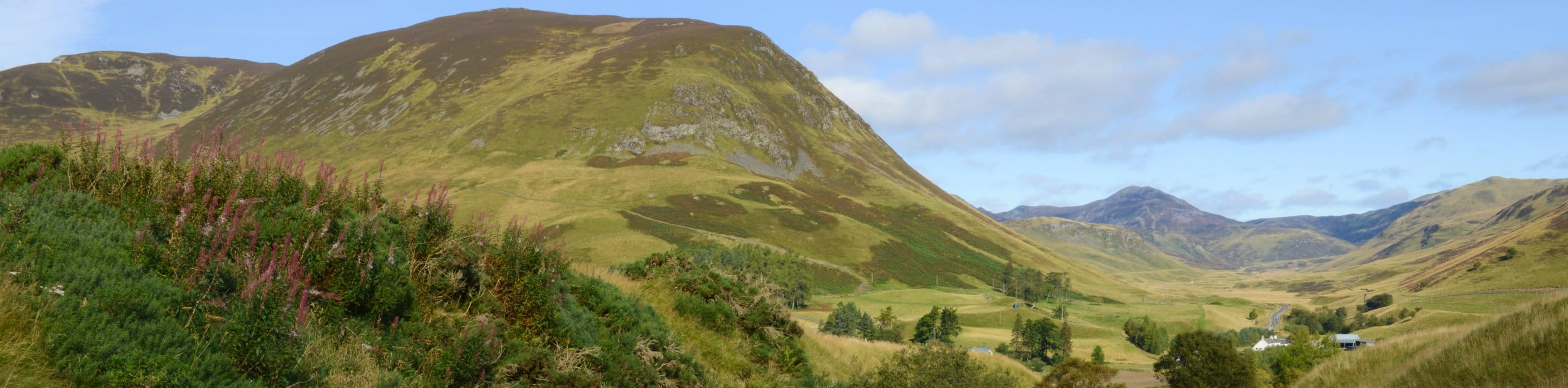 The Cateran Trail: Kirkmichael to Spittal of Glenshee