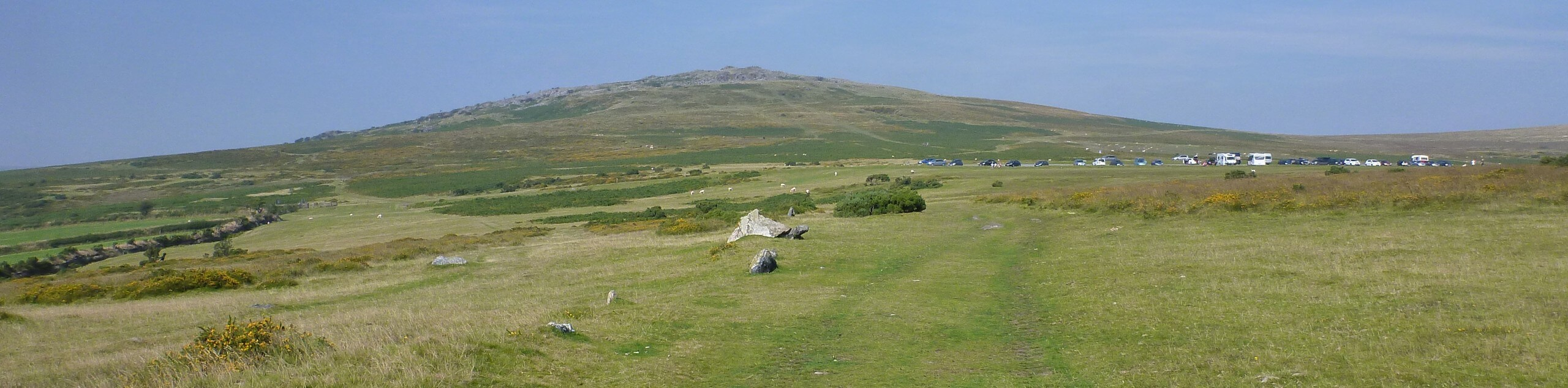 Great Staple Tor and White Tor Walk