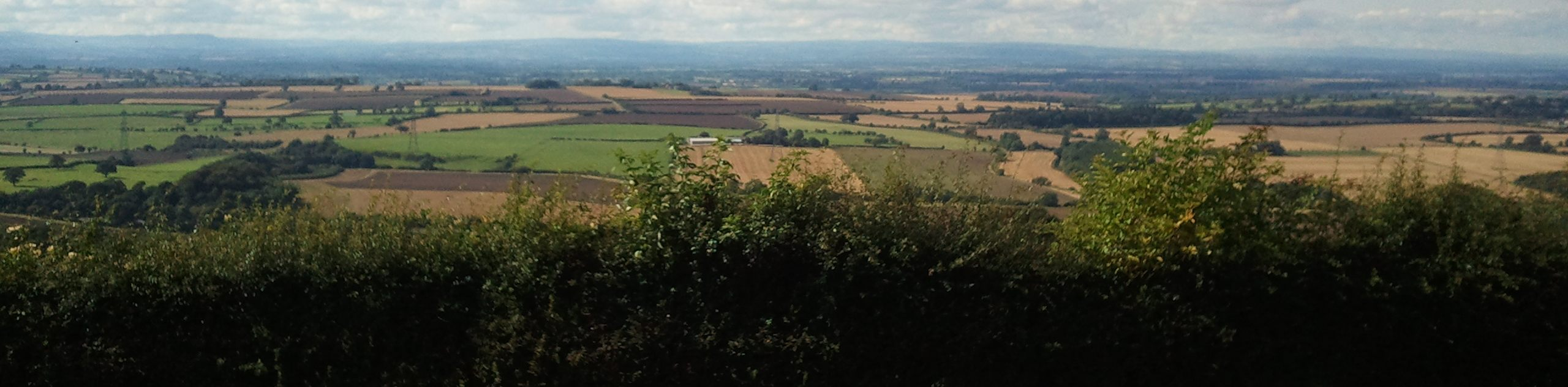 Cleveland Way: Sutton Bank to Osmotherley