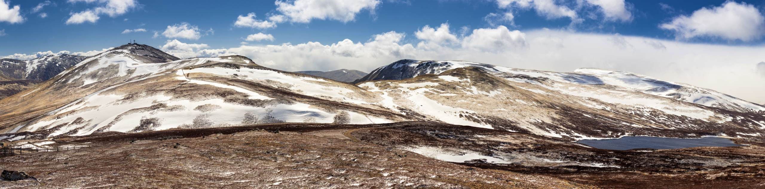 The Cairnwell Munros Walk